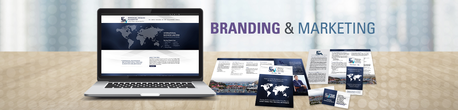 Branding and Marketing Banner
