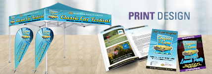 Print Marketing Banner